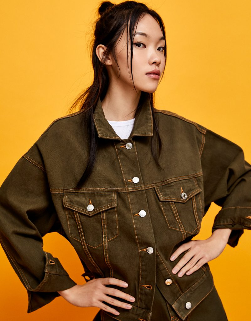 Pull and bear retouched by Digital Quality Studio